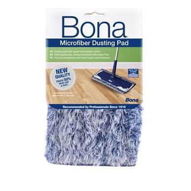 פד מייקרופיבר BONA לניקוי אבק