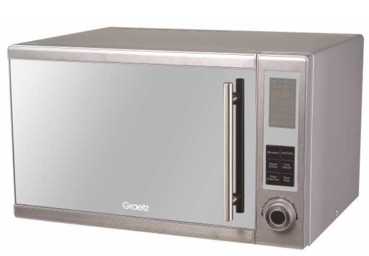 מיקרוגל משולב דיגיטלי 30 ליטר Graetz MW-1033