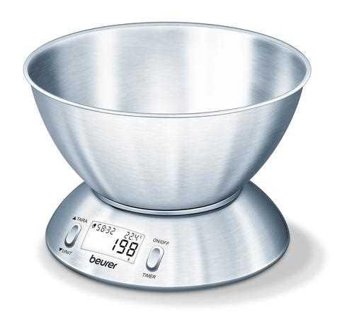 משקל למטבח Beurer KS54 בוריר