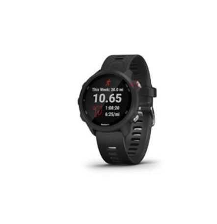 שעון ספורט חכם GARMIN דגם Forerunner 245 Music - שחור\אדום