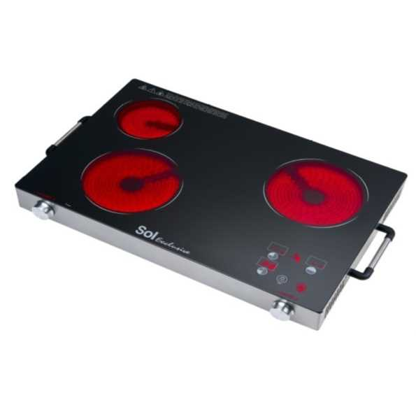 כירה חשמלית קרמית Sol דגם SL-8833 סול