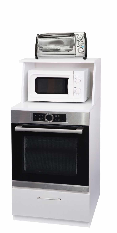 שידה משולבת 573 תנור מיקרוגל וטוסטר מתוצרת אביעם