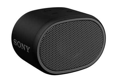 רמקול נייד שחור Sony SRS-XB01B סוני