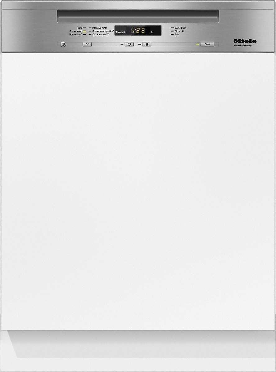 מדיח כלים חצי אינטגרלי 14 מע' כלים Miele G6200SCI מילה