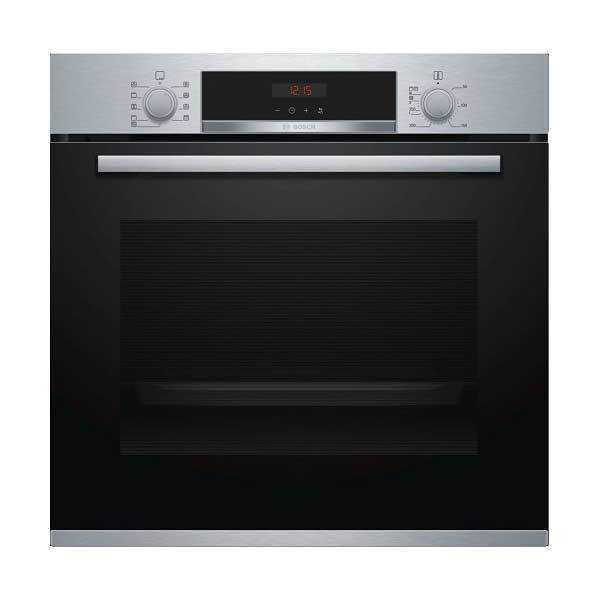 תנור בנוי פירוליטי 71 ליטר נירוסטה Bosch HBG573BS0Y בוש