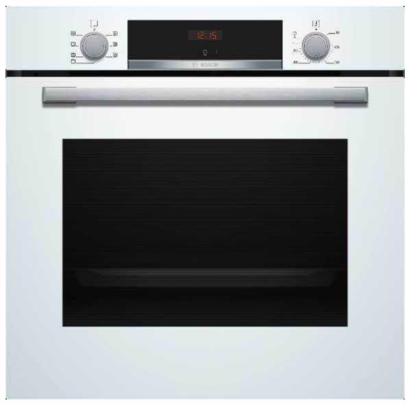 תנור בנוי 71 ליטר Bosch HBG533BW0Y לבן בוש