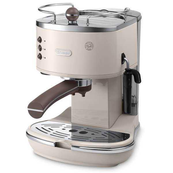 מכונת קפה דלונגי אספרסו ידנית Delonghi ECOV311 בז'
