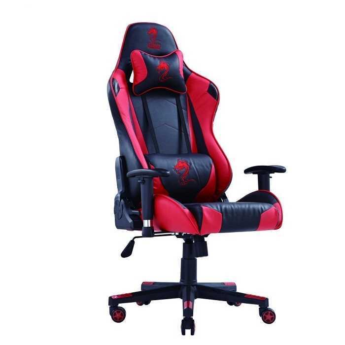 כסא גיימינג DRAGON GLADIATOR אדום