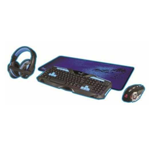 ערכת גיימינג למחשב דגם GPDRA-PCK-BL