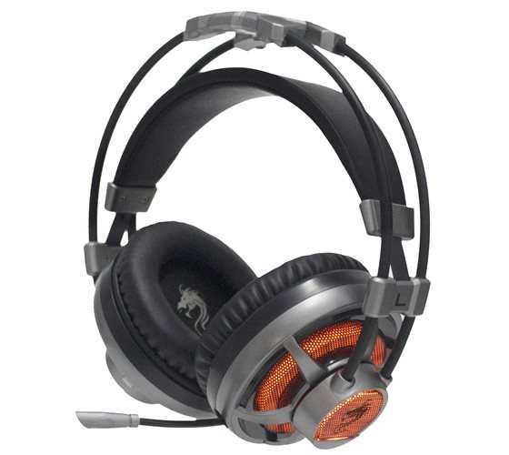 אוזניות גיימינג מקצועיות X-Pro כסף דגם GPDRA-XPROSI
