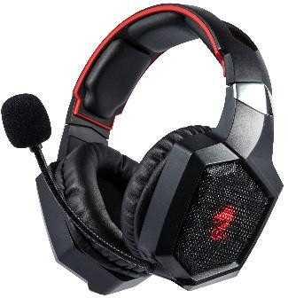 אוזניות גיימינג מקצועיות מדגם: COMBAT GPDRA-COM