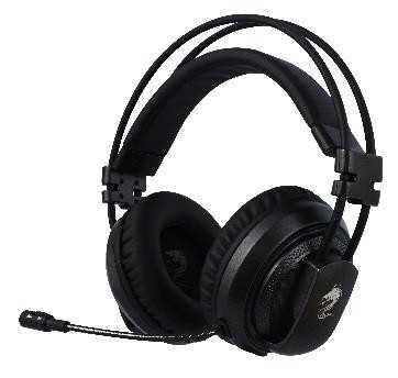 אוזניות גיימינג מקצועיות הכוללות מקרופון מובנה מדגם:  GPDRA-EDGE