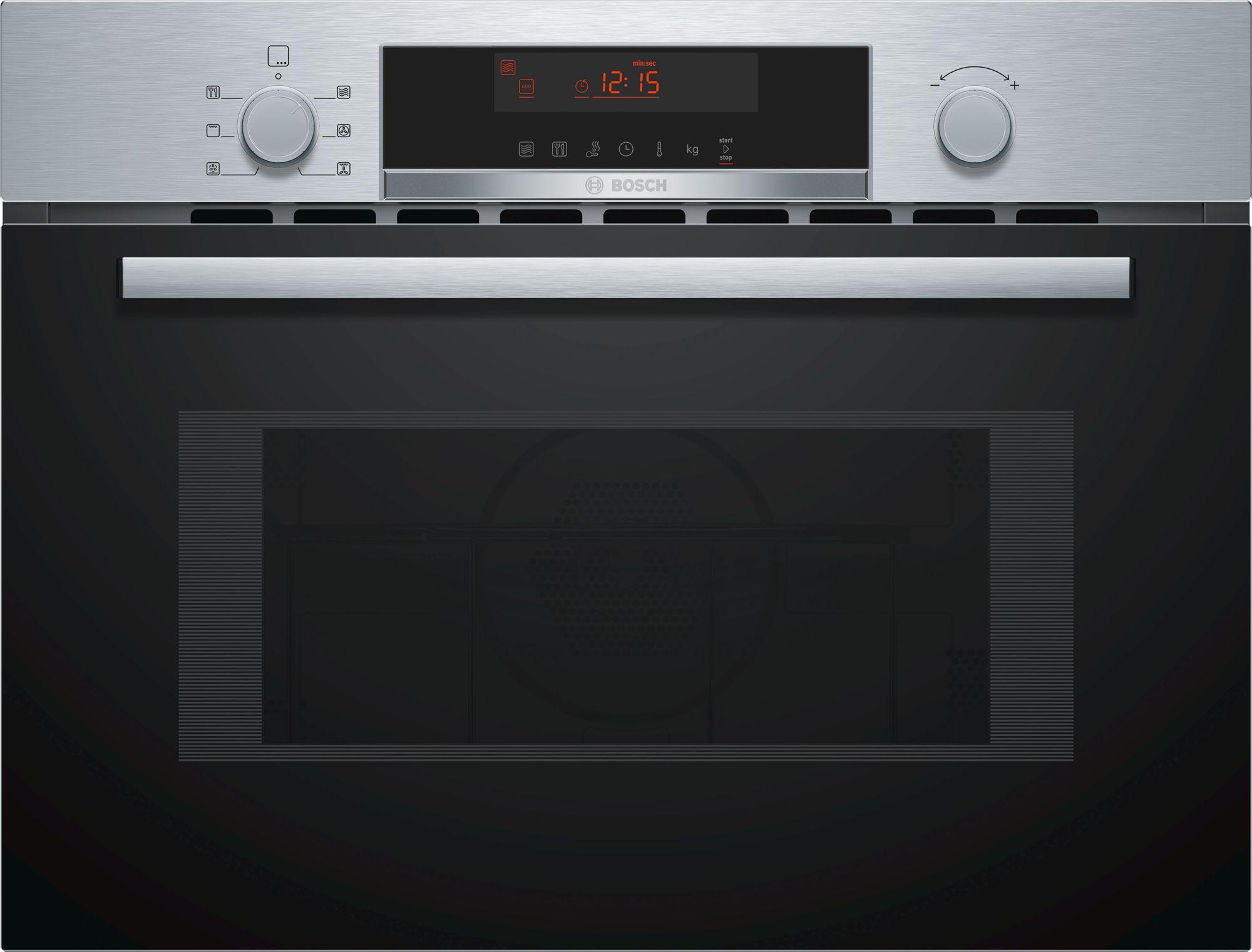 תנור בנוי משולב מיקרו 44 ליטר Bosch CMA583MS0 בוש