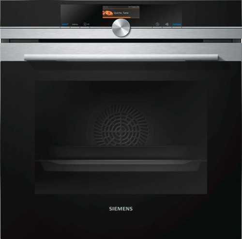 תנור בנוי פירוליטי 71 ליטר נירוסטה Siemens HB676G0S1 סימנס