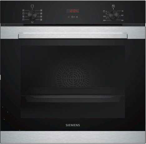 תנור בנוי Siemens HB314ABR0Y שחור סימנס