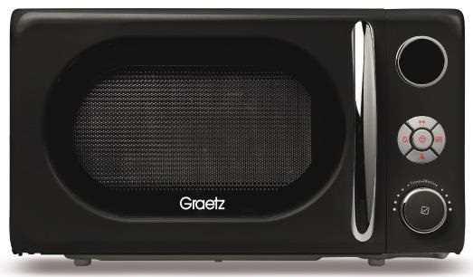 מיקרוגל Graetz MW457 20 ליטר