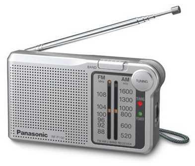 מערכת שמע ניידת Panasonic RFP150D פנסוניק