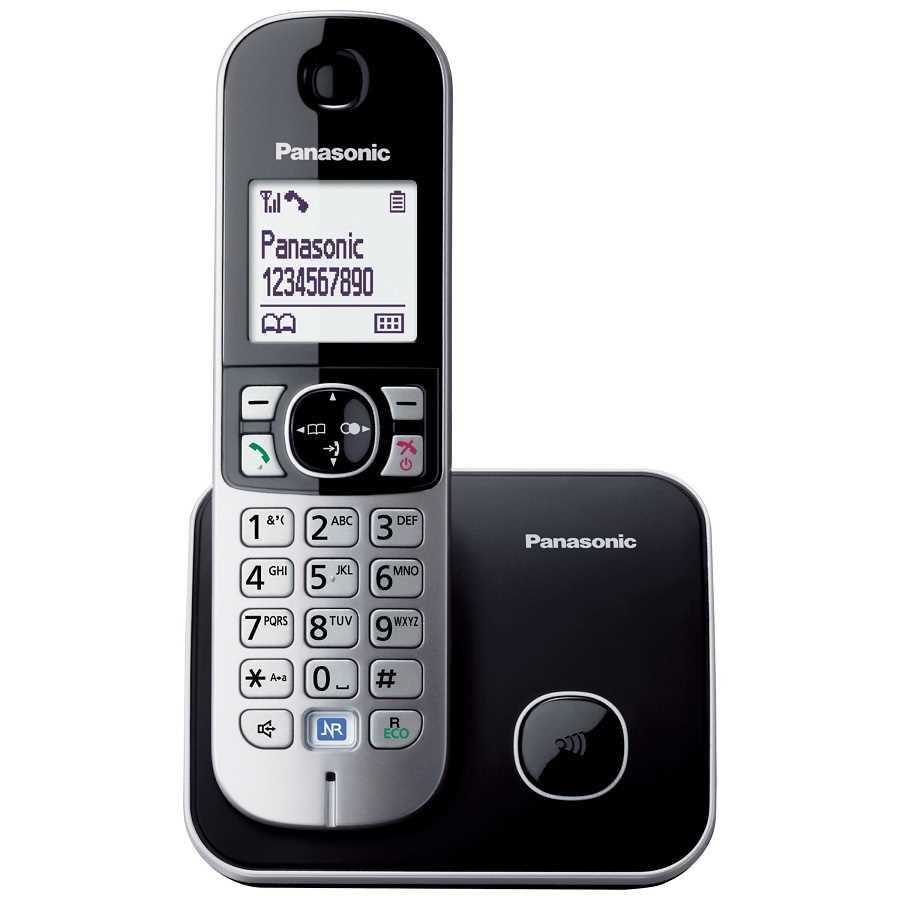 טלפון אלחוטי panasonic KX-TG6811MBB פנסוניק