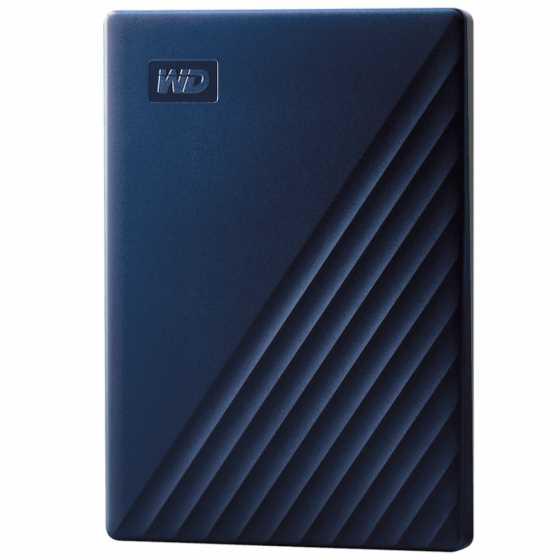 כונן חיצוני Western Digital My Passport for Mac 4TB