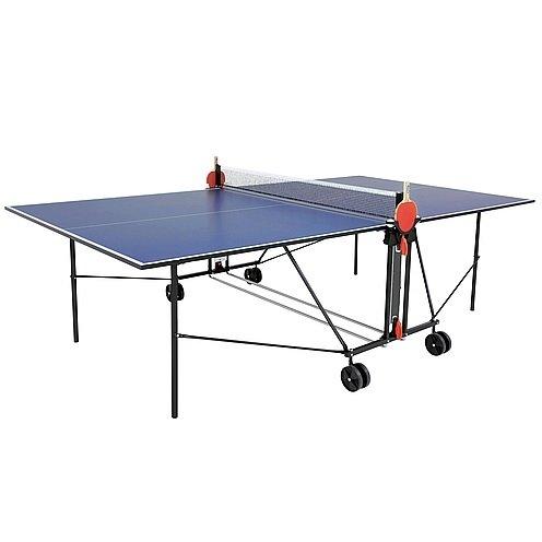 שולחן טניס לשימוש פנים דגם gf100 מבית GENERAL FITNESS קיפול צמוד!