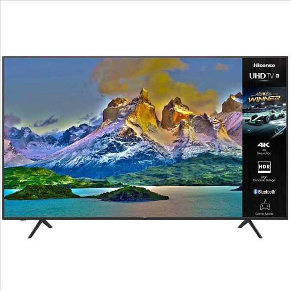 """טלוויזיה Hisense 75"""" Smart 4k LED 75A7100FIL הייסנס"""