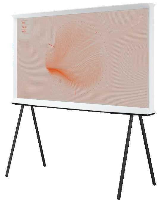 """טלוויזיה חכמה """"55 QLED 4K דגם 55LS01T מבית SAMSUNG סמסונג"""