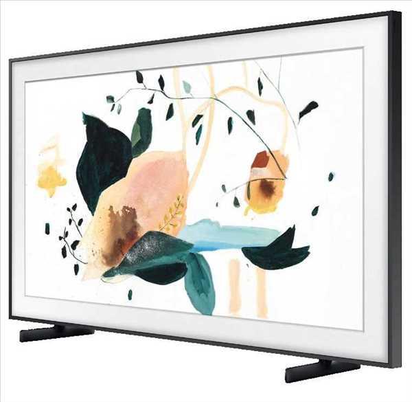 """טלוויזיה חכמה """"55 QLED 4K דגם THE FRAME 55LS03T מבית SAMSUNG סמסונג"""