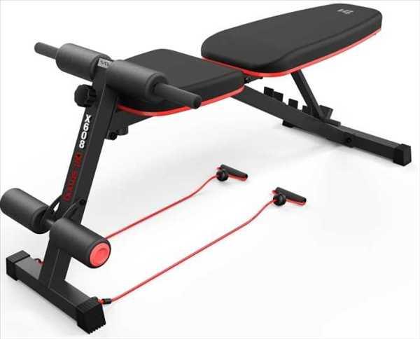 ספסל / ספת אימון רב תכליתי X608