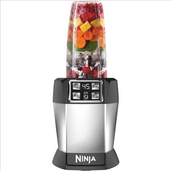 בלנדר Ninja BL480 Auto IQ נינג'ה