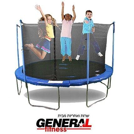 טרמפולינה 1.85 מטר דגם gf6 מבית GENERAL FITNESS