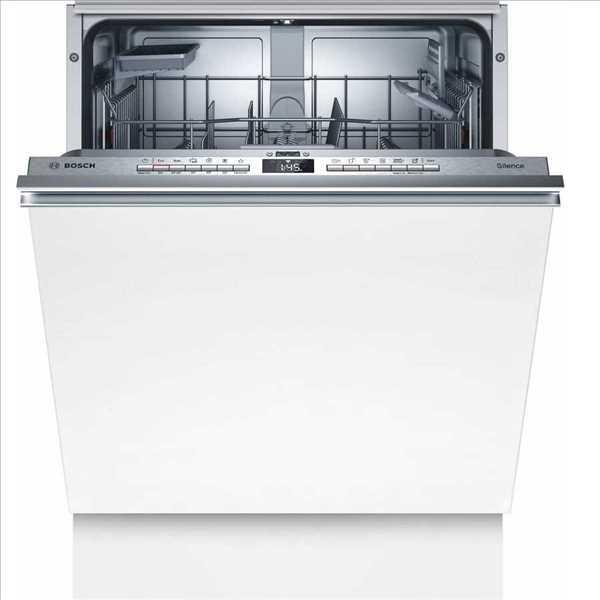 מדיח כלים רחב אינטגרלי Bosch SMV4HAX40E בוש