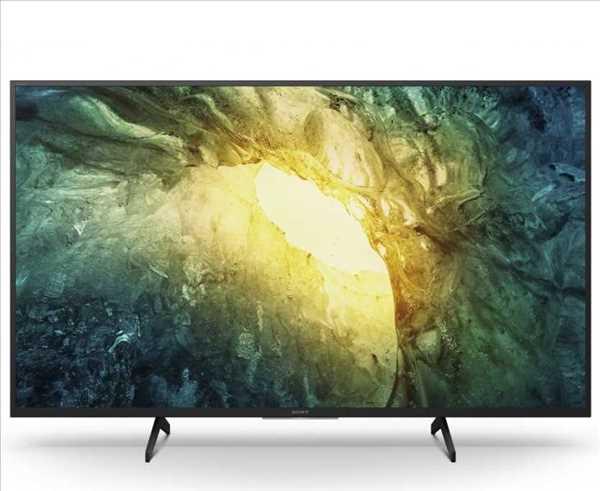 """טלוויזיה Sony KD55X7056BAEP 4K """"55 סוני"""