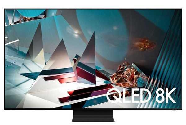 טלוויזיה 65 אינטש Samsung QE65Q800T 8K סמסונג