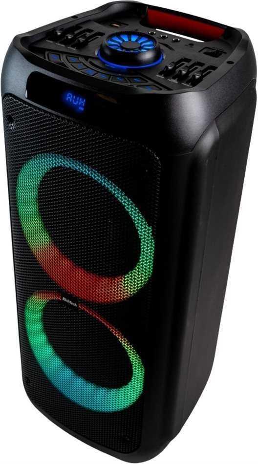 בידורית קריוקי ניידת 8X2 אינטש RichTech RT308