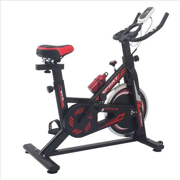 """אופני ספינינג גלגל תנופה 10 ק""""ג דגם 7801-ES מבית AMERICAN SPORT"""