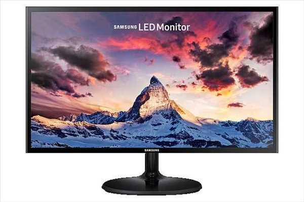 מסך מחשב 27 אינטש Samsung S27F350FH סמסונג