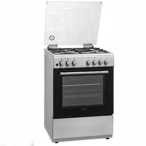 תנור משולב נירוסטה Lenco LFS-6099IXT לנקו