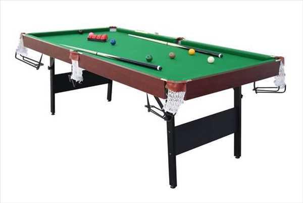 שולחן ביליארד מתקפל 7 פיט חצי מקצועי דגם b9172