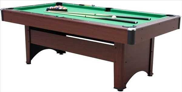 שולחן ביליארד 7 פיט מקצועי דגם b9170 מבית Energym Sport
