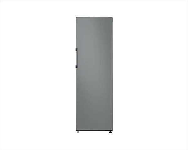 מקרר דלת אחת 384 ליטר RR39T7415GR אפור סאטן SAMSUNG סמסונג