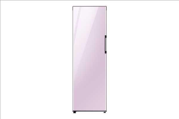 מקרר דלת אחת 384 ליטר RR39T7415PINK ורוד SAMSUNG סמסונג