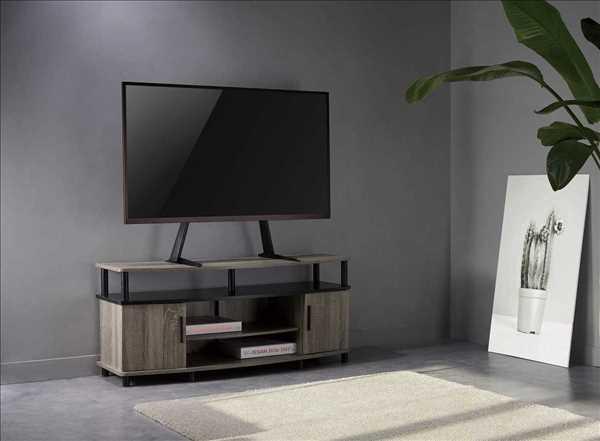 מעמד שולחני מתכוונן לטלוויזיה EAZO FS300