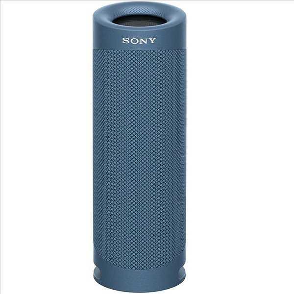 רמקול נייד כחול Sony SRS-XB23L סוני