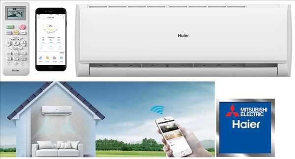 מזגן עילי haier Pro wifi 30 האייר