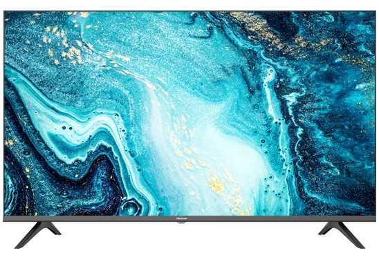 """טלוויזיה חכמה """"Hisense 43A5600FIL 43 הייסנס"""