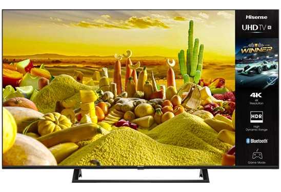 """טלוויזיה חכמה """"Hisense 4K Ultra HD 43A7320FIL 43 הייסנס"""
