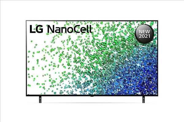 """טלוויזיה LG 50"""" Smart NanoCell 50NANO80VPA אל ג'י"""