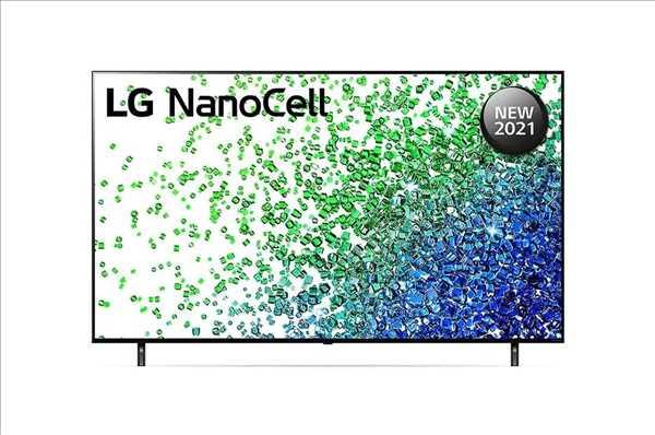 """טלוויזיה LG 75"""" Smart NanoCell 75NANO80VPA אל ג'י"""