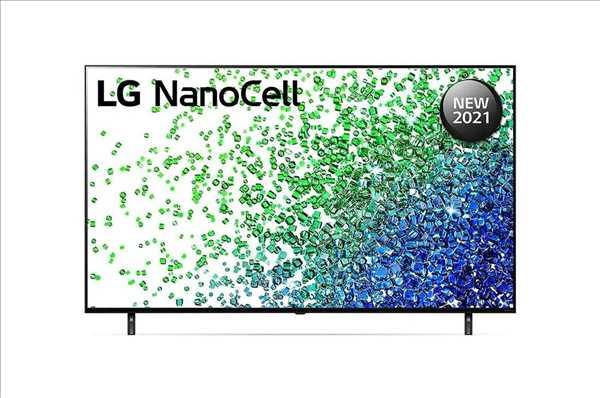 """טלוויזיה LG 55"""" Smart NanoCell 55NANO80VPA אל ג'י"""