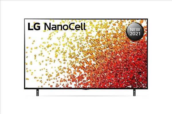 """טלוויזיה LG 75"""" Smart NanoCell 75NANO90VPA אל ג'י"""